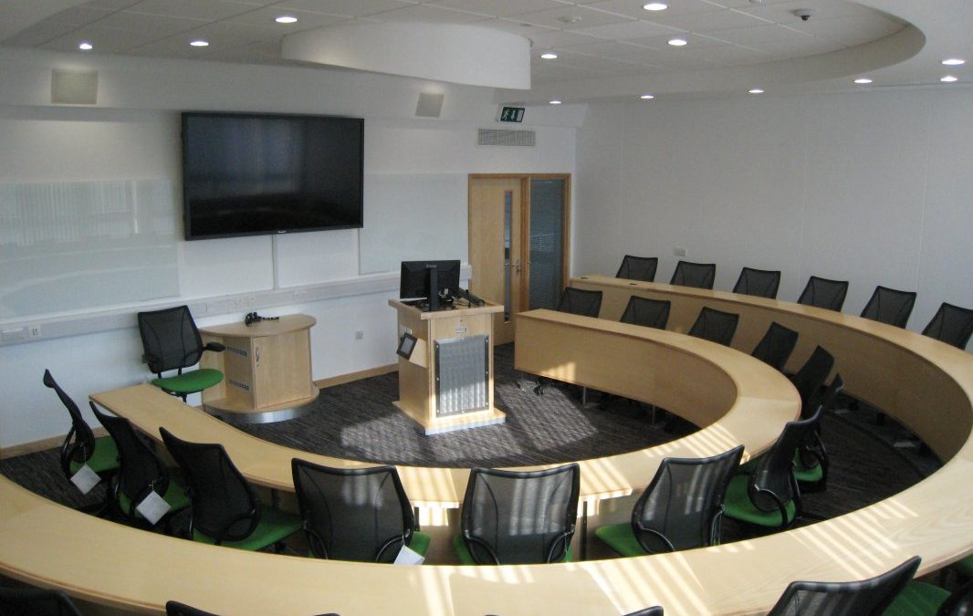 Winchester School of Art Lecture Rooms