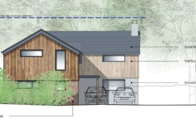 Planning Permission for New Build House