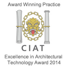 CIAT 2014 Commended Excellence in Architectural Technology