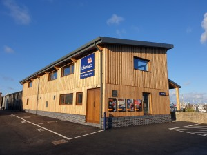 RNLI Penlee completed photo 15 - from car park S4