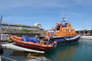 RNLI Penlee completed photo 20 - lifeboats S4