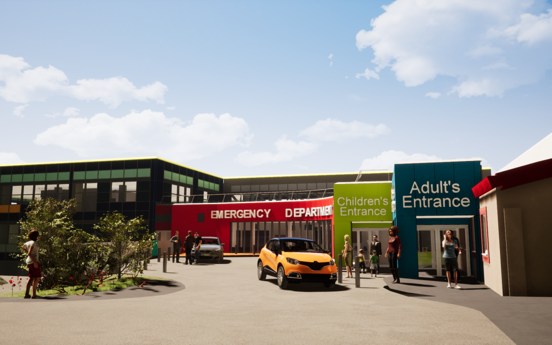 Emergency Dept, Southampton General