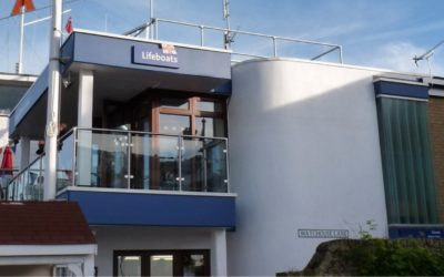 RNLI Lifeboat Station, Cowes