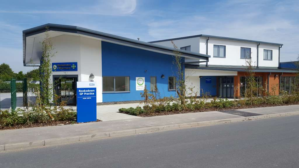 Park Prewett GP Surgery, Basingstoke