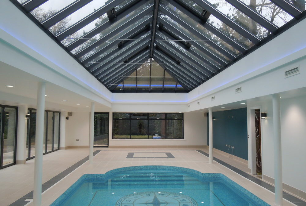 The Moorings, Swimming Pool