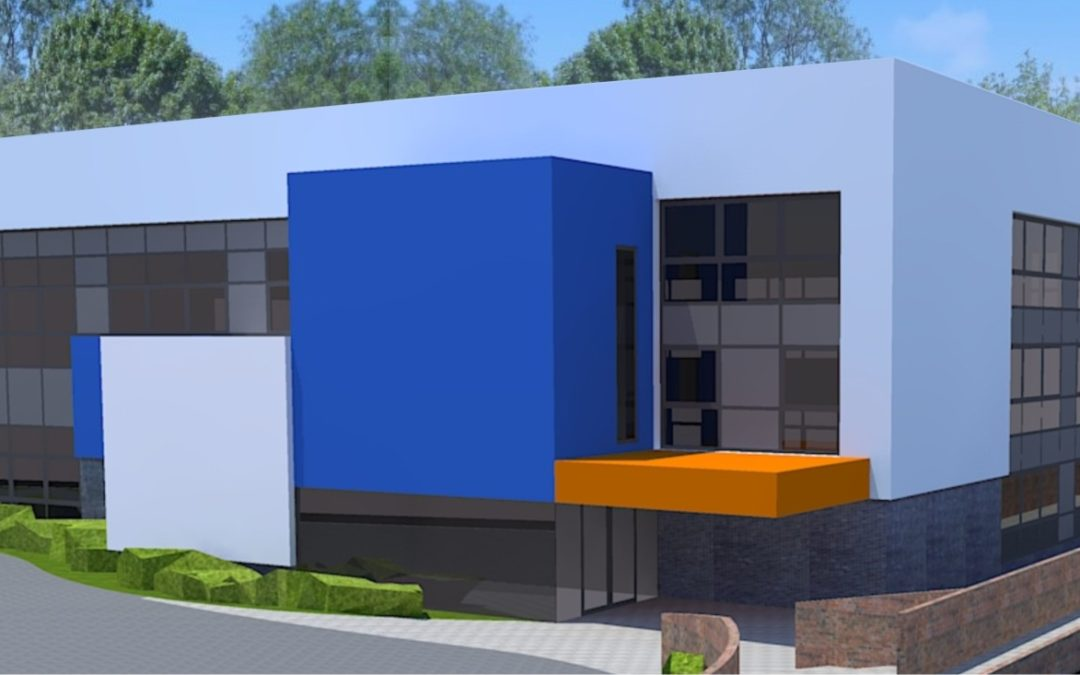 Architect project in Bournemouth & Poole College