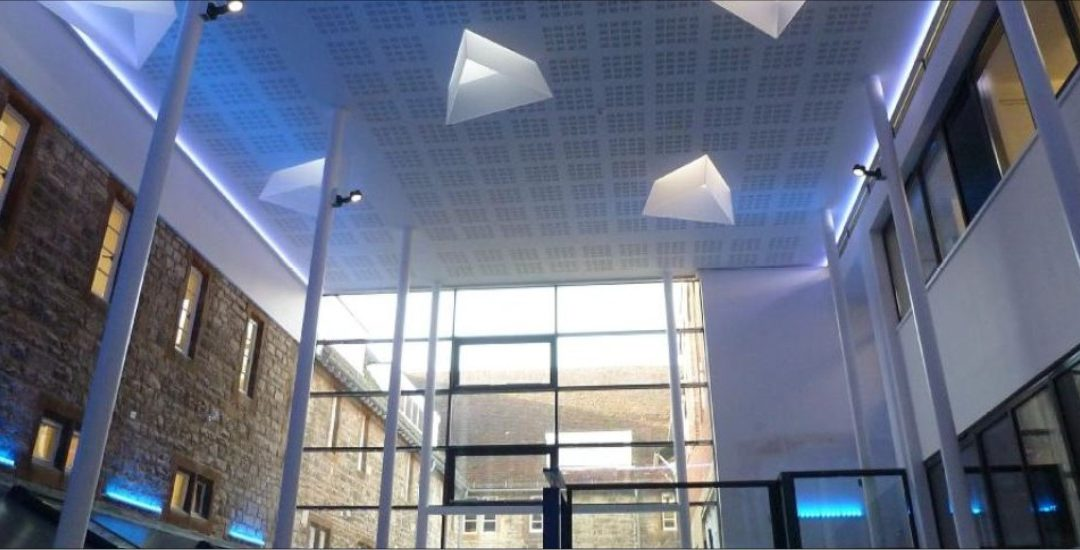 University of Winchester Atrium Project