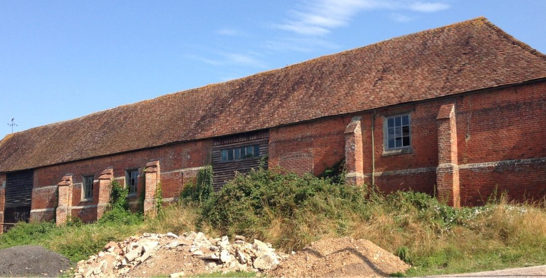 Architects for West Dean Barn