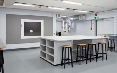 Winchester School of Art – Photo Media Suite