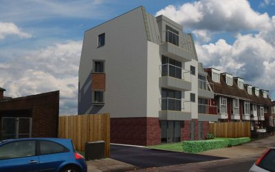Planning for flats in Portsmouth
