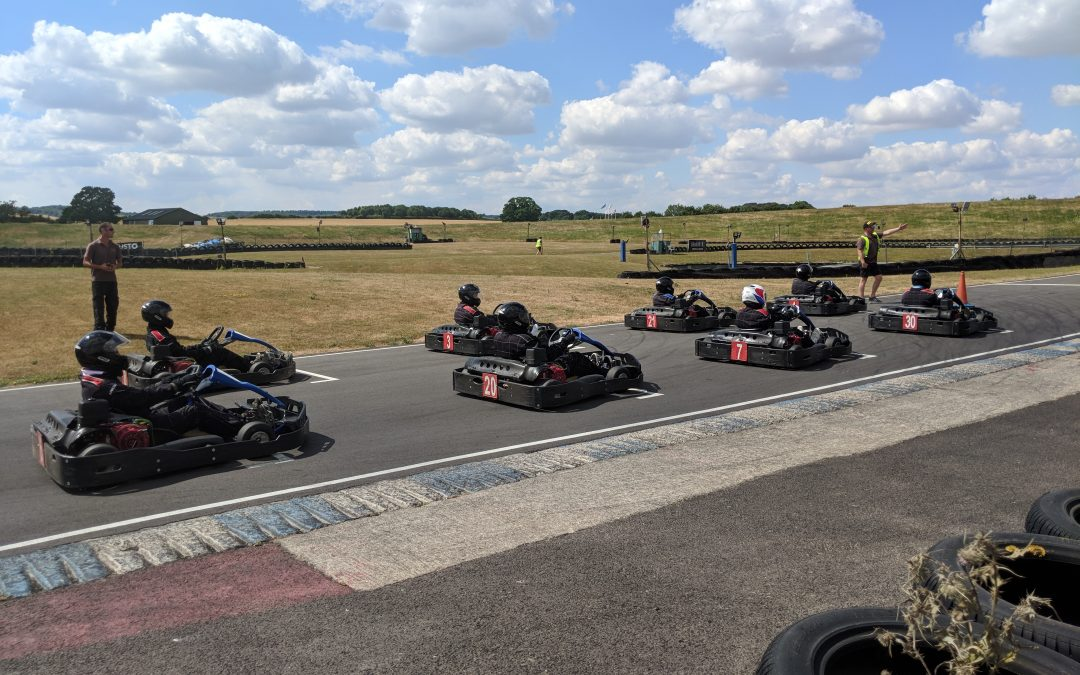 Thruxton Karting Day a winning formula