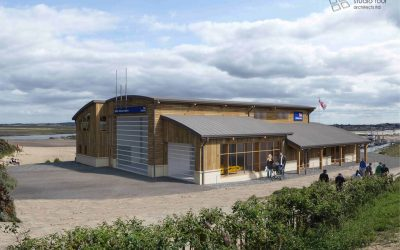 Wells Lifeboat Station receives Planning Permission