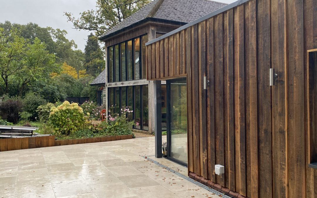 Linked House Extension