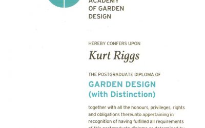 New Studio Four Garden Design Service