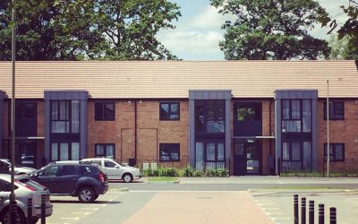 New Forest District Council Residential Development completed
