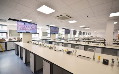 Bournemouth Uni Teaching Laboratories,