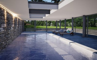 Pool Pavilion receives Planning