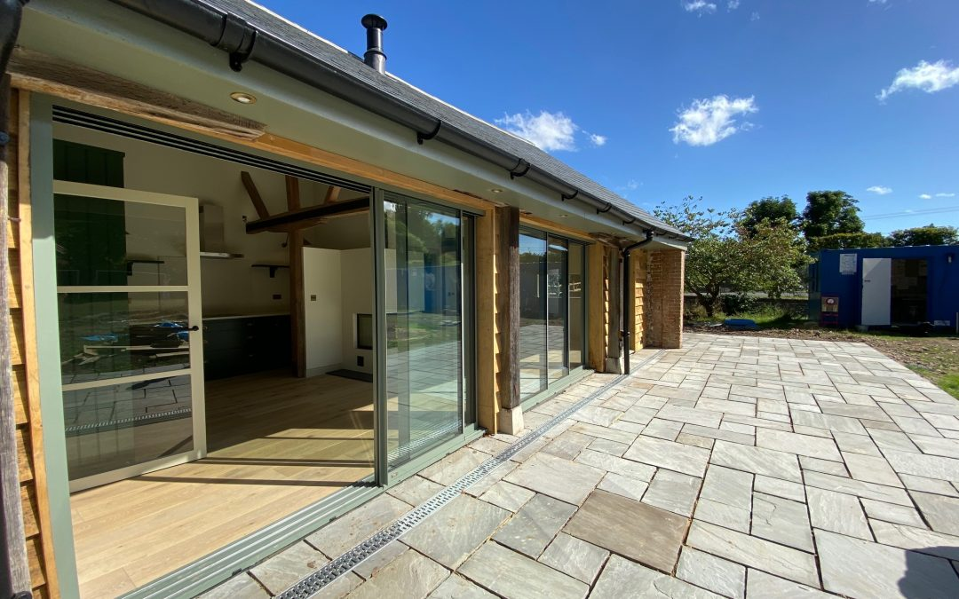 Cart Shed Conversion