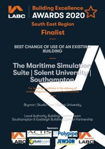 thumbnail of The Maritime Simulation Suite – Best Change of Use of an Existing Building