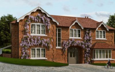Winsley House development now available