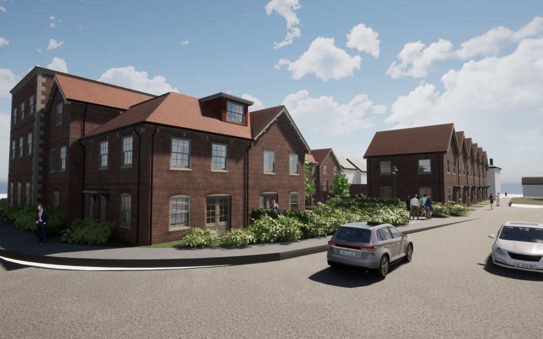 New Youth Hall and residential units for Bishop's Waltham