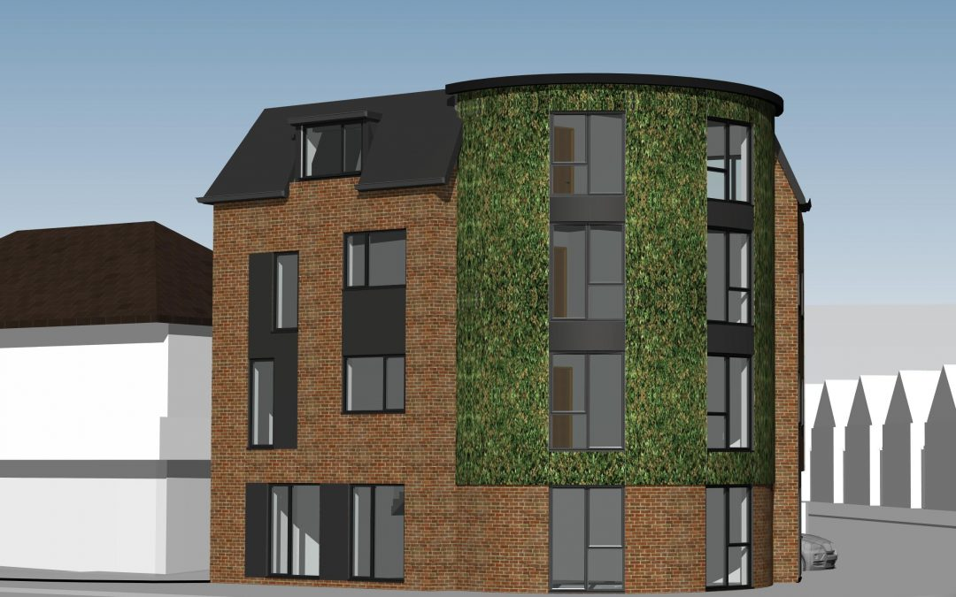 Planning Permission obtained in Southampton!