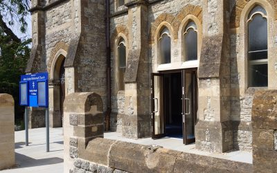 Works completed at Mere United Reformed Church